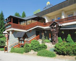 Hotel Arnika, Janské Lázně