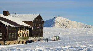 Luční bouda, Pec pod Sněžkou