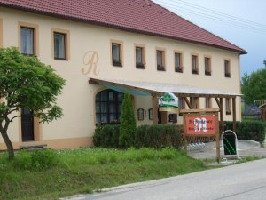Penzion restaurace U Račáků, Frymburk