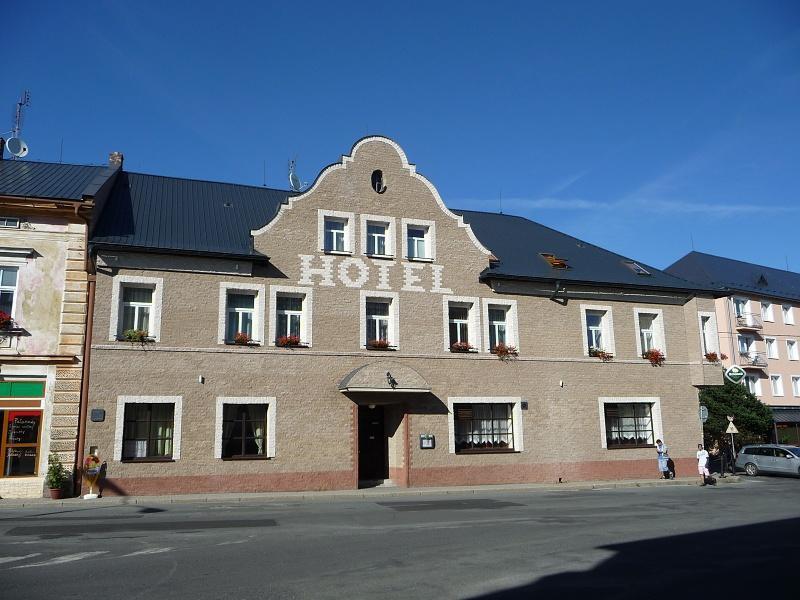 Hotel Praděd Rýmařov, Rýmařov