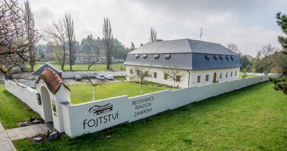 Penzion Fojtství, Olomouc