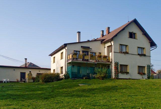 Rekreační dům U Peštů, Frýdštejn