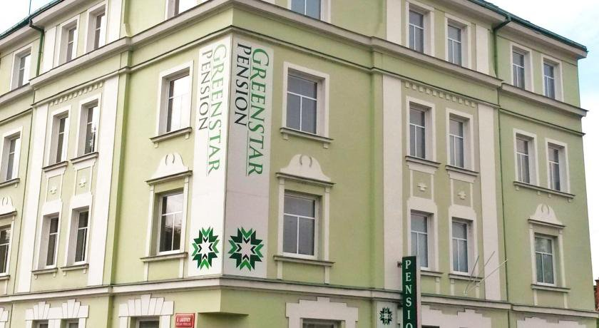 , Pension GREENSTAR, Ústí nad Labem