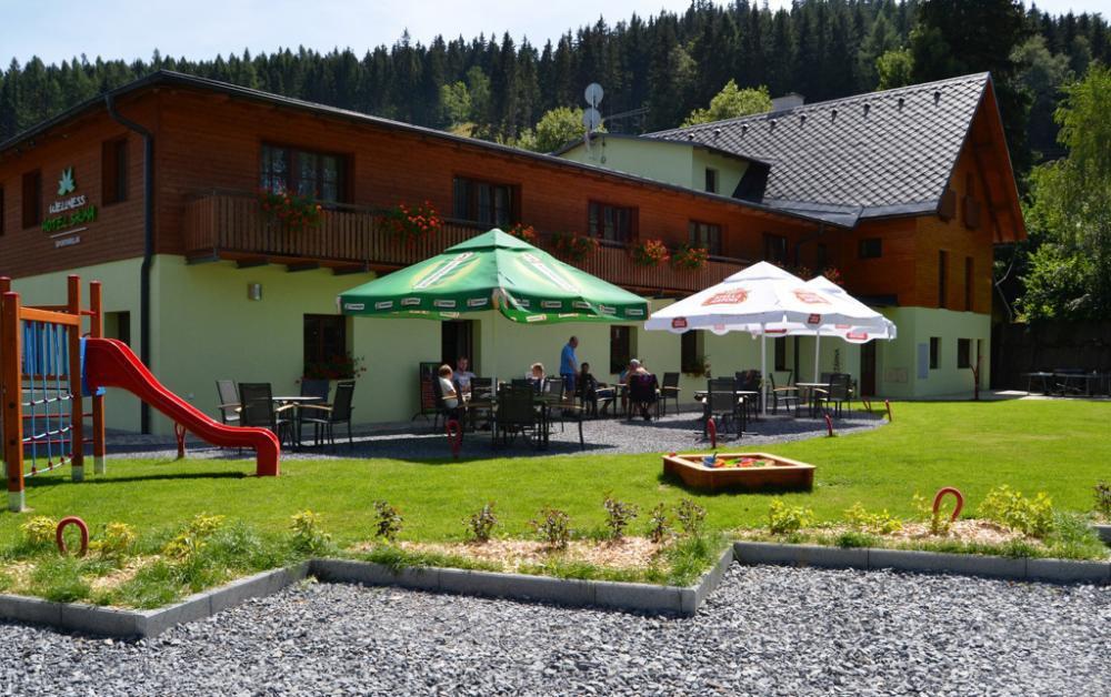 Wellness hotel Sauna, Malá Morávka