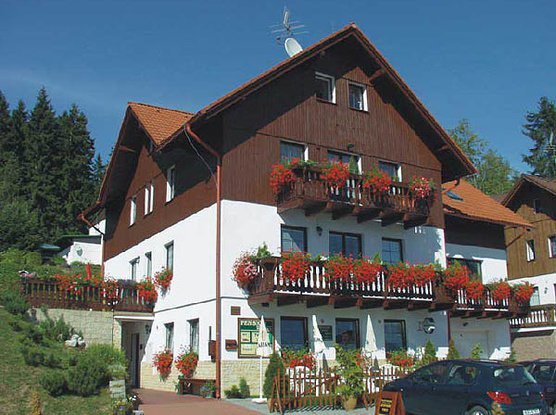 , Pension and Apartments MONIKA, Špindlerův Mlýn