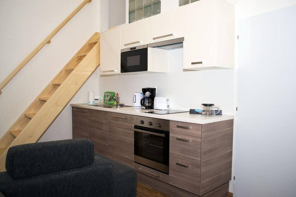 , Sightseeing apartment by Ruterra, Praha
