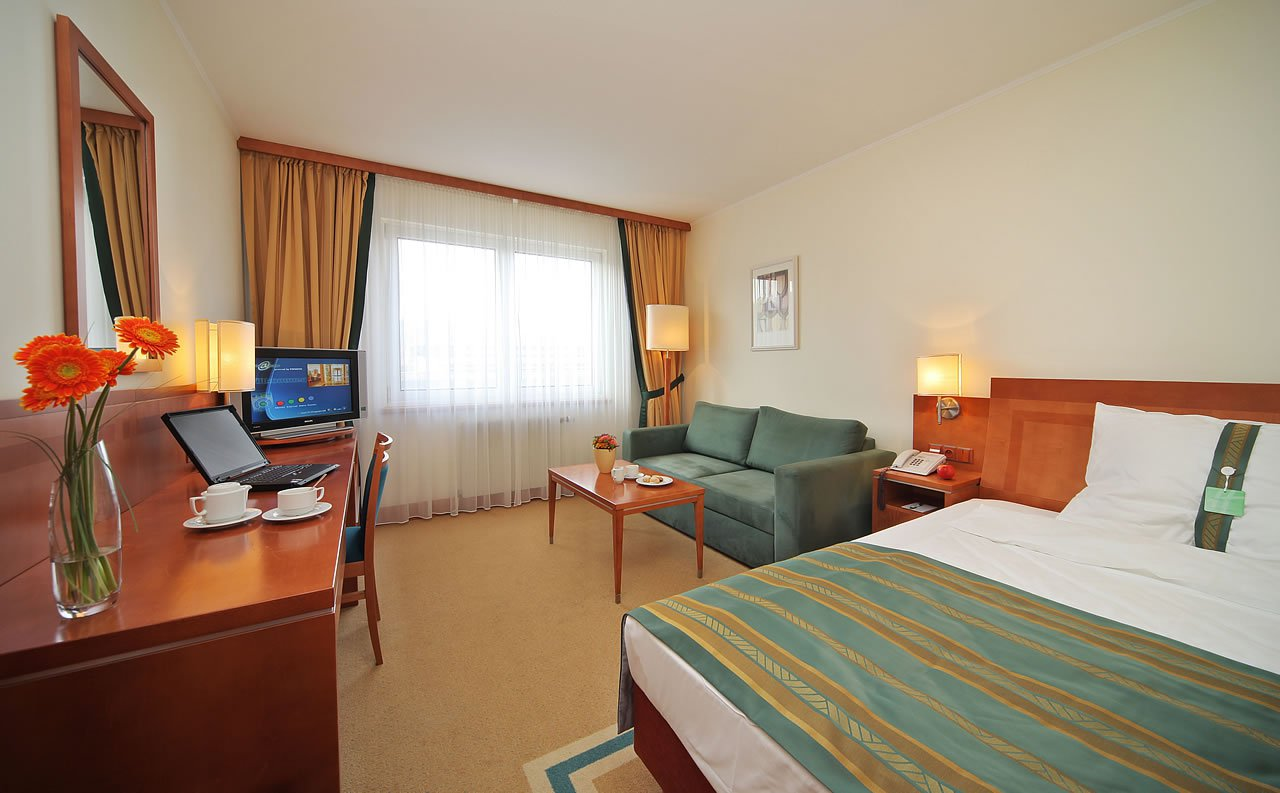 , Holiday Inn Brno, Brno