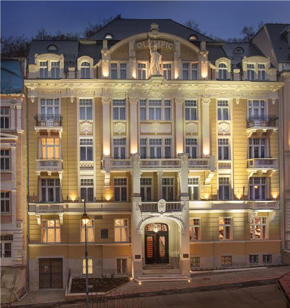 , Luxury Spa Hotel Olympic Palace, Karlovy Vary