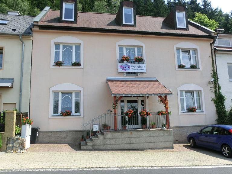 , Pension Panorama, Karlovy Vary