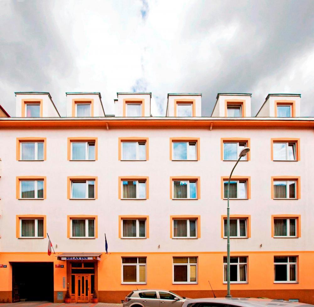 Hotel Relax Inn ****, Praha