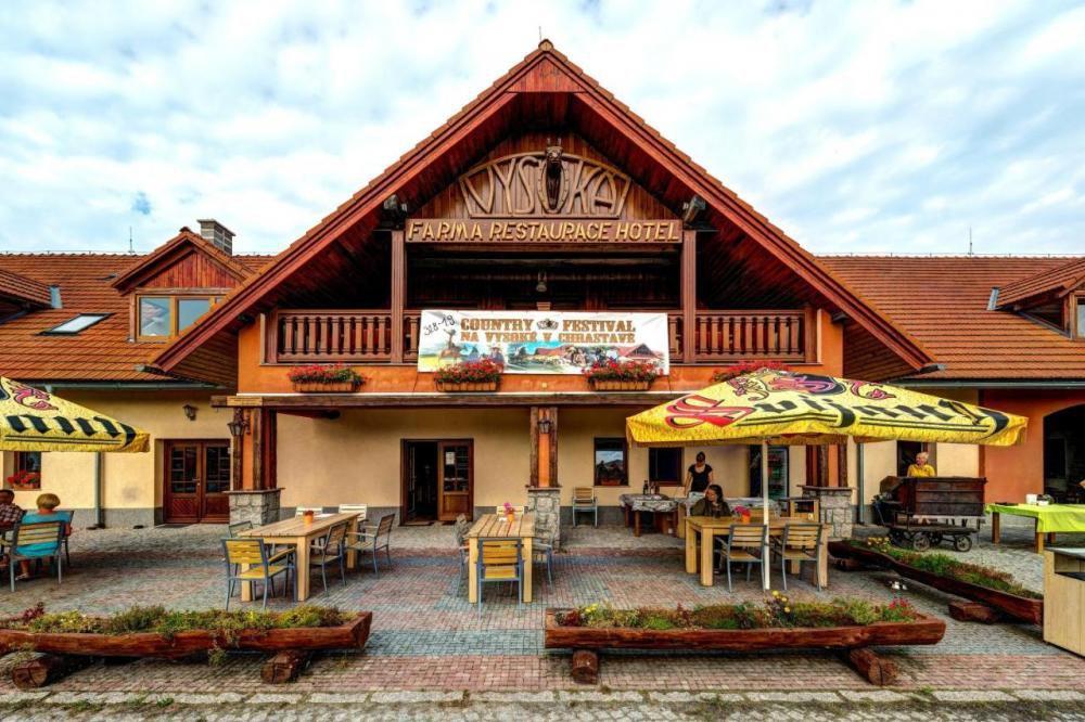 Hotel Farma Vysoká, Chrastava