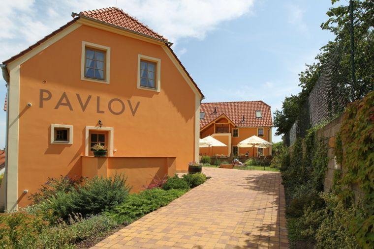 Hotel Pavlov, Pavlov