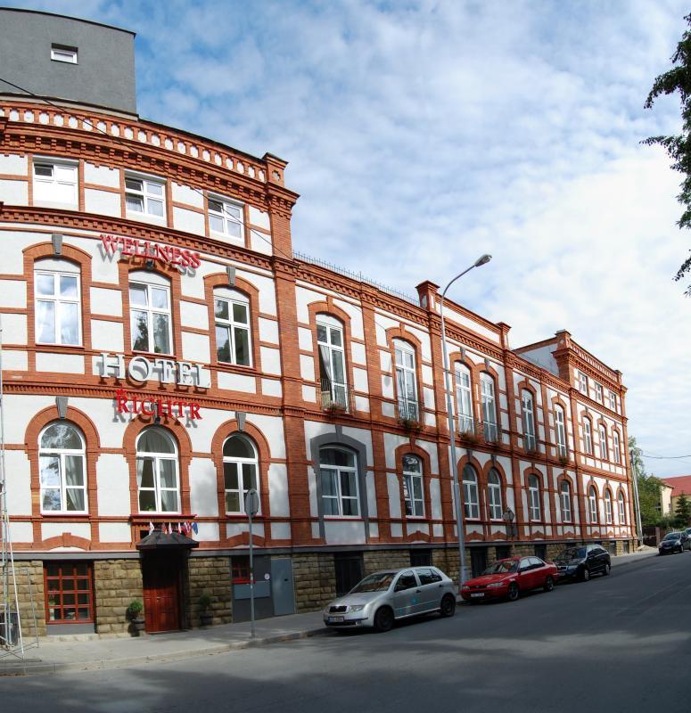Hotel RICHTR, Frýdek-Místek