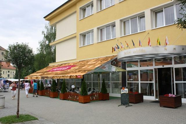 Hotel Arkáda, Bučovice