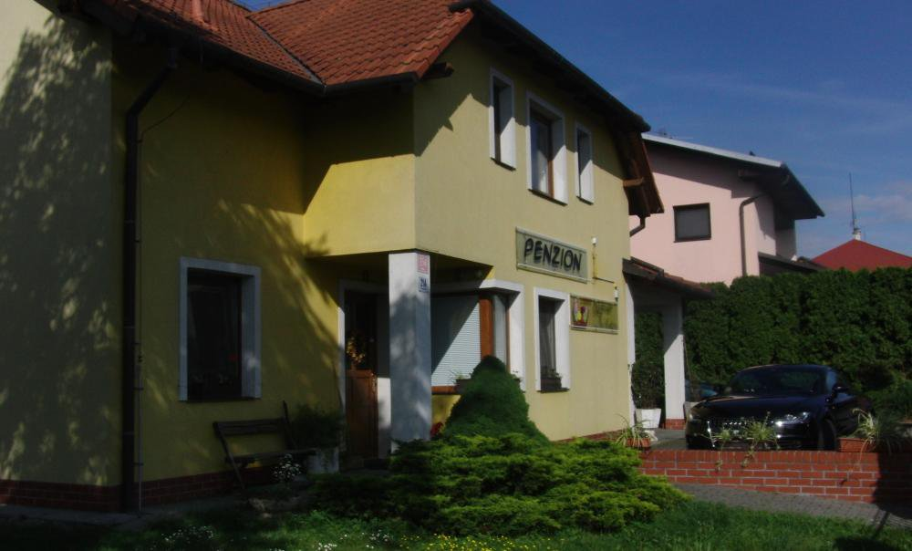 Penzion - Ubytování Květinová, Křelov-Břuchotín