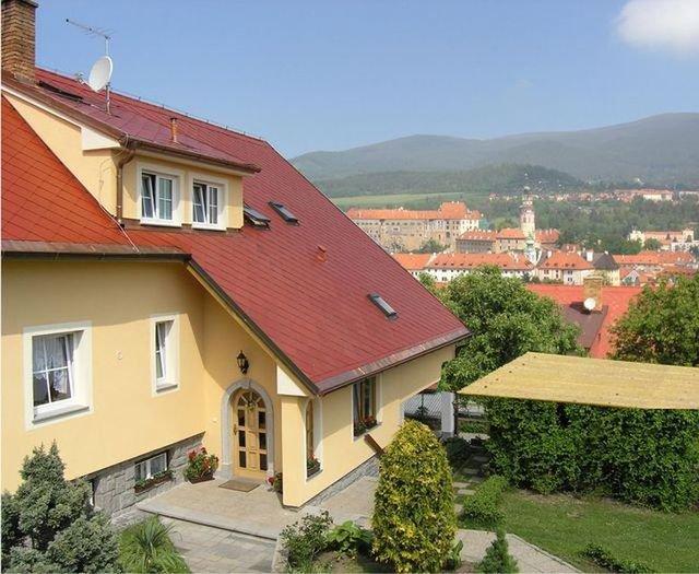 Penzion Panorama, Český Krumlov