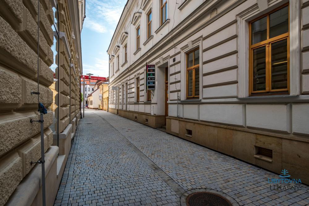 Ubytování U Kašny, Uherské Hradiště