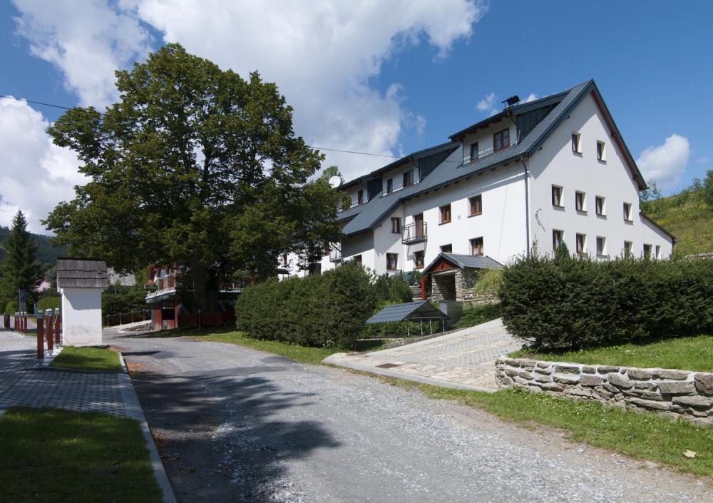 Horský hotel Sněženka, Staré Město
