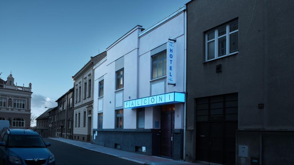 Pension Falconi ***, Kolín