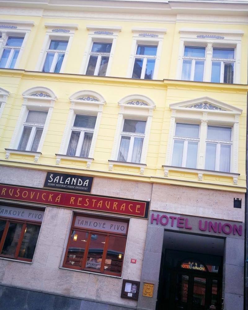 HOTEL UNION LOUNY, Louny