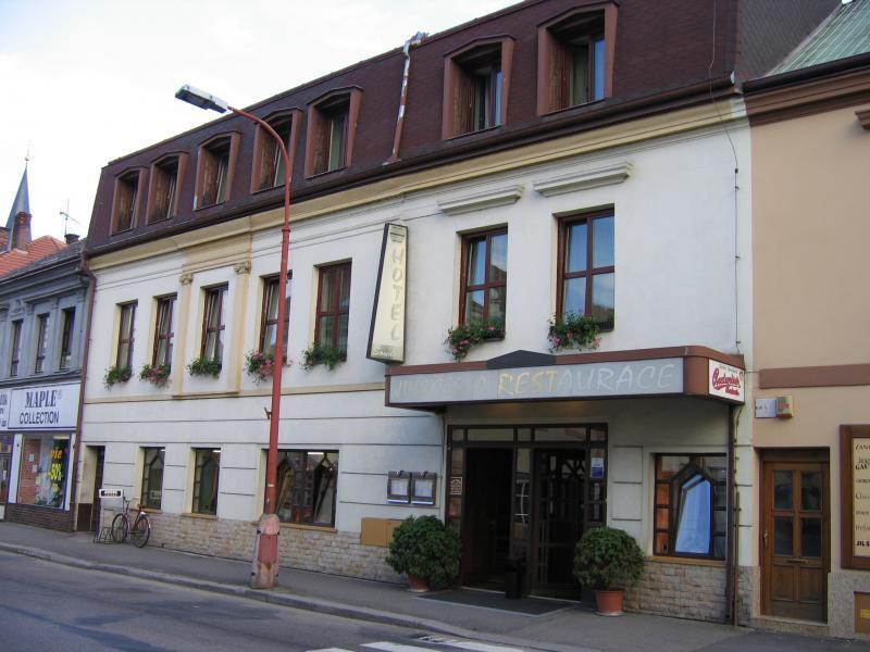 Hotel Soudek, Poděbrady