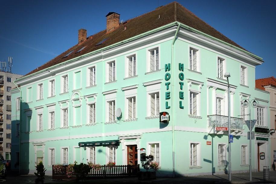 Hotel U Hroznu, Mnichovo Hradiště