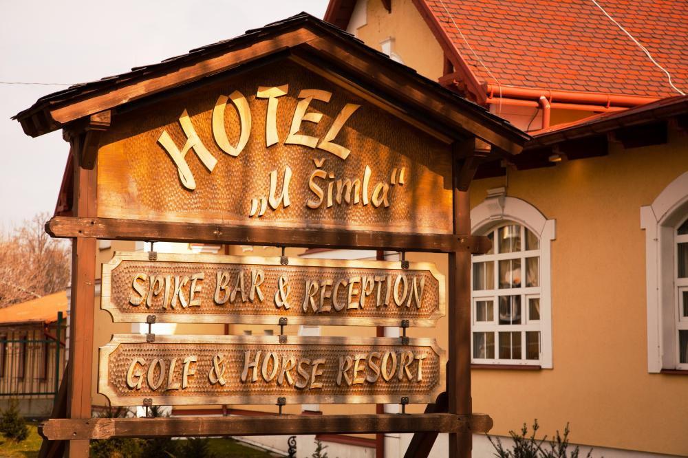 """Hotel """"U Šimla"""", Karlovy Vary"""