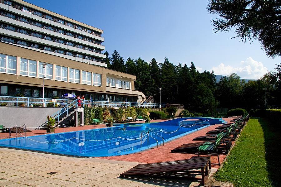 Beskydský hotel RELAX, Rožnov pod Radhoštěm