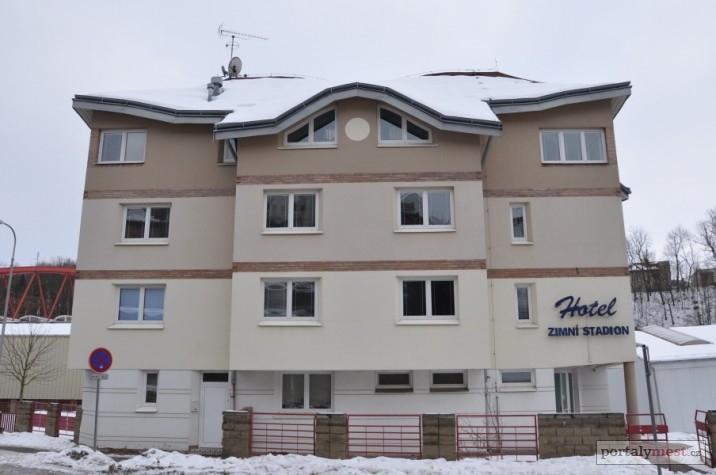 Hotel Zimní stadion, Mladá Boleslav