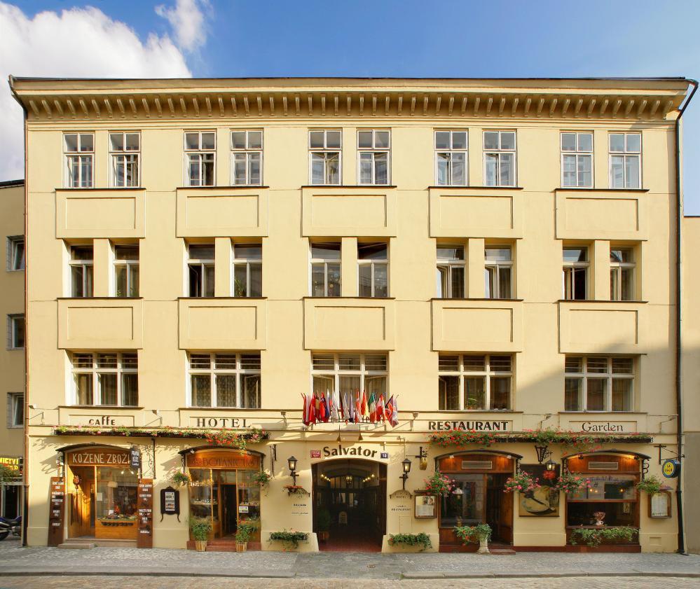 Hotel Salvator, Praha