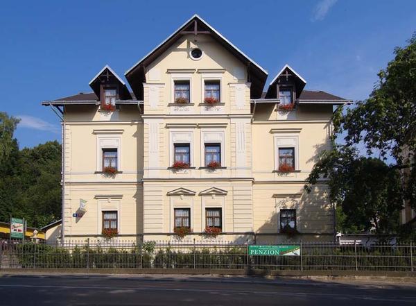 Penzion Jasmín, Liberec