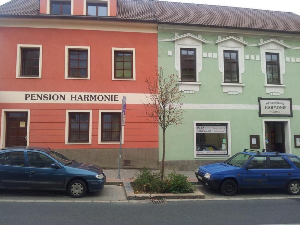 Pension Harmonie, Kolín
