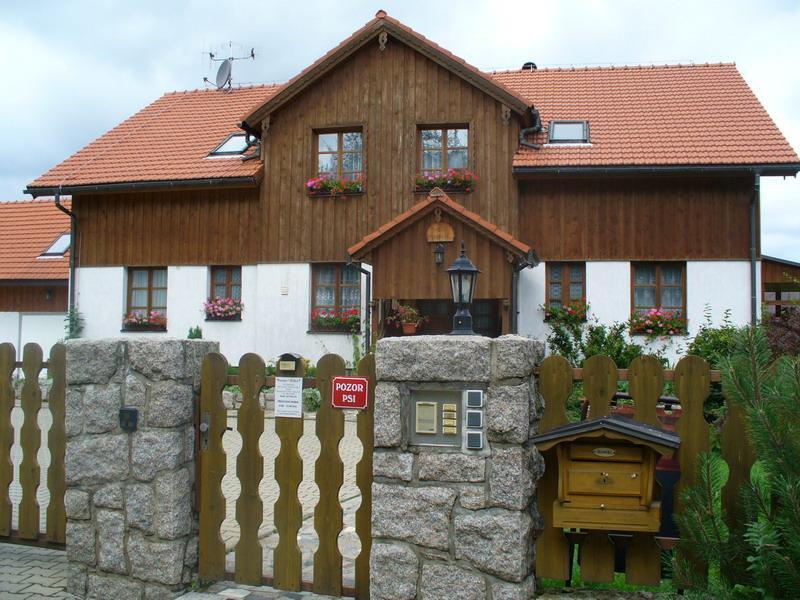 Pension Jitka, Šimonovice