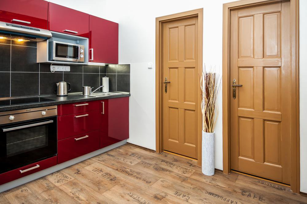 , Golden Key apartments, Liberec