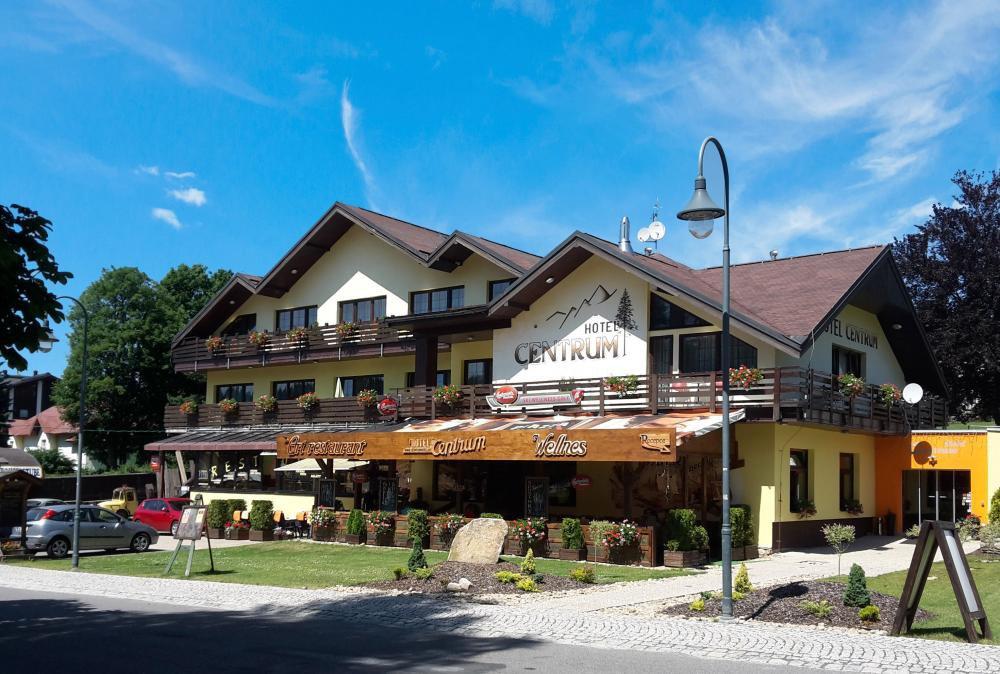 Hotel Centrum Harrachov, Harrachov