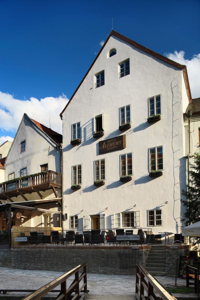 Hotel Ebersbach a depandance Edward Kelly, Český Krumlov