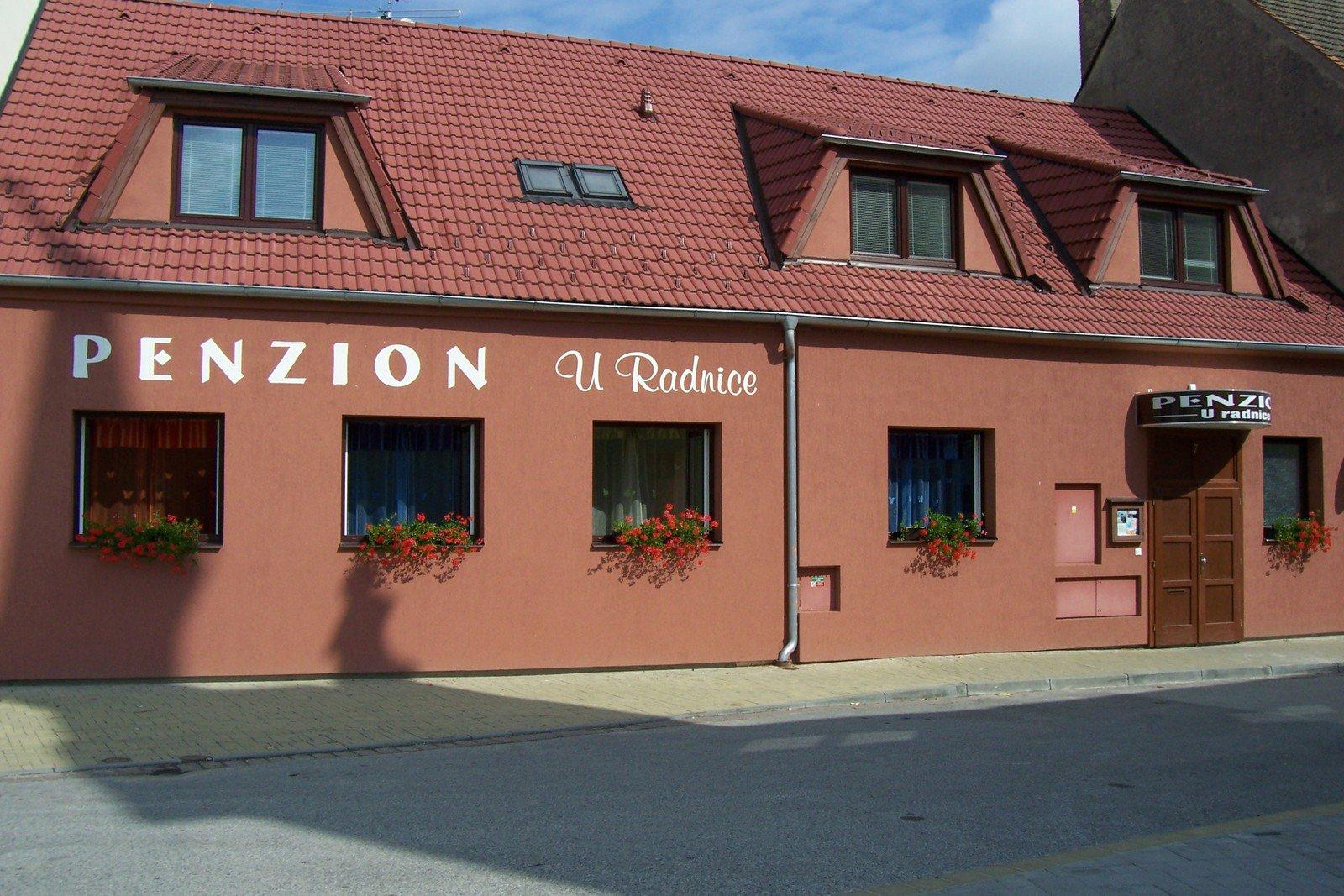 Penzion u Radnice, Lomnice nad Lužnicí