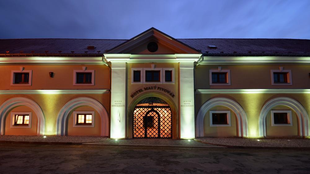 Hotel Malý Pivovar, Klášter Hradiště nad Jizerou