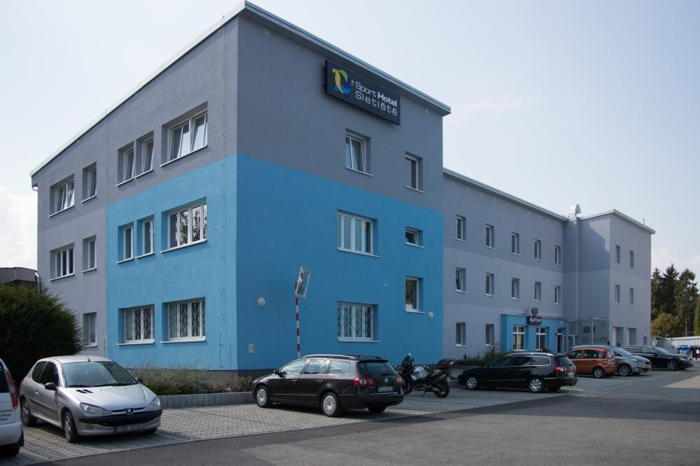 Sport Hotel Sletiště, Kladno