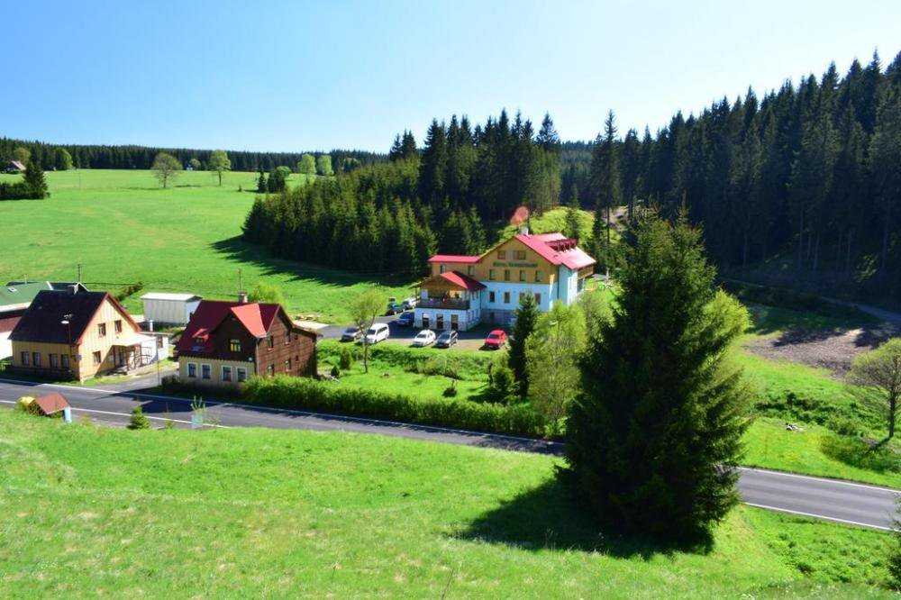 Hotel Ochsendorf, Horní Blatná