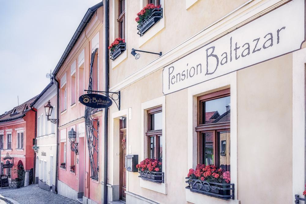 Pension Baltazar - romantické ubytování Mikulov, Mikulov