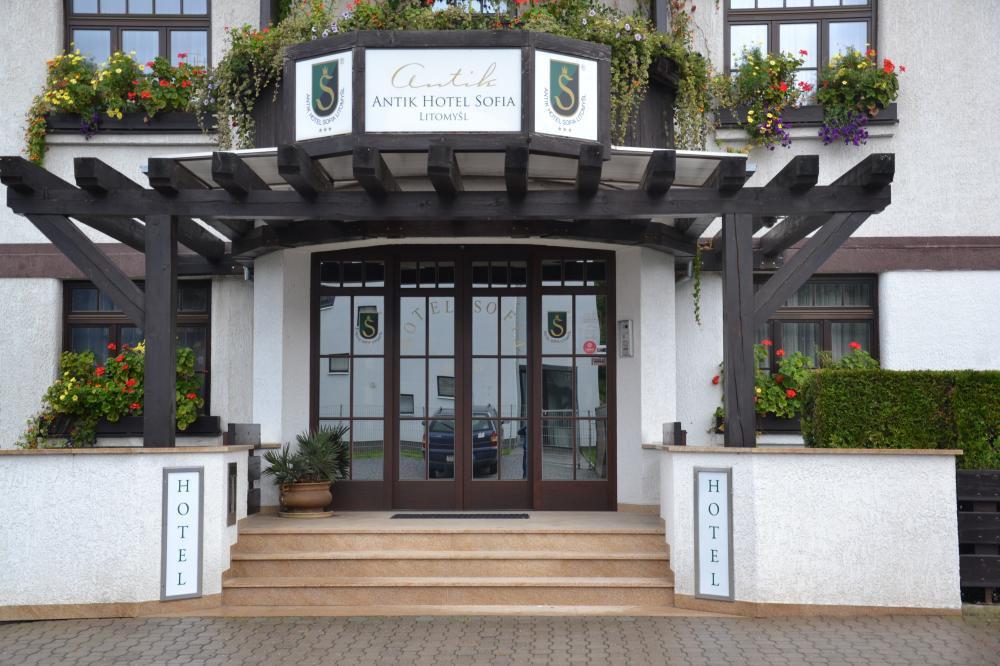 Antik Hotel Sofia, s.r.o., Litomyšl