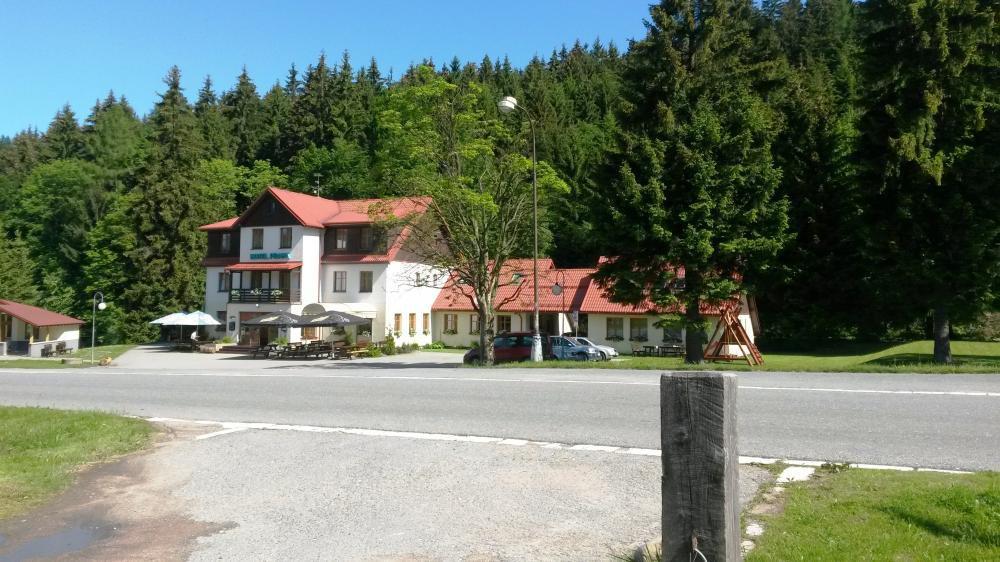 Hotel Praha, Deštné v Orlických horách