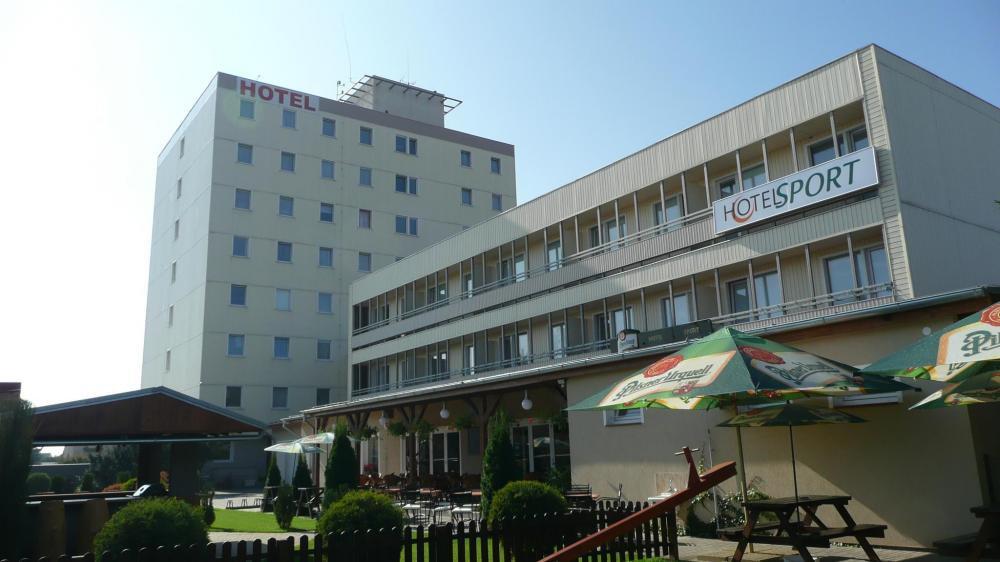 Hotel Sport Štětí, Štětí
