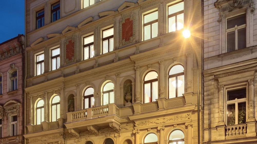 Salvator Boutique Hotel, Praha