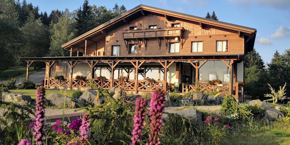 Horský hotel Martiňák, Horní Bečva