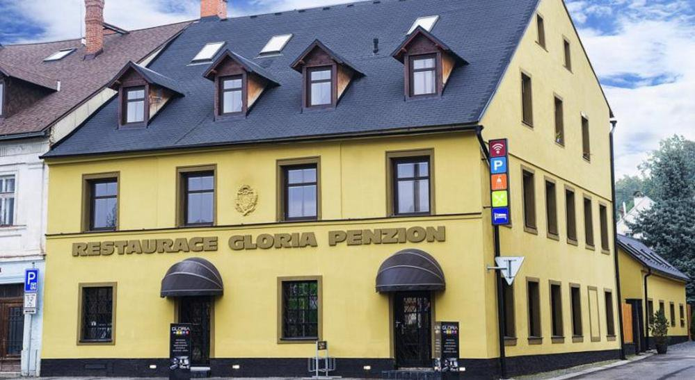 Pension Gloria, Chrastava