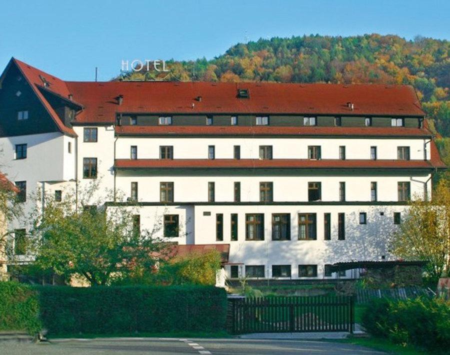 Hotel Skála, Malá Skála
