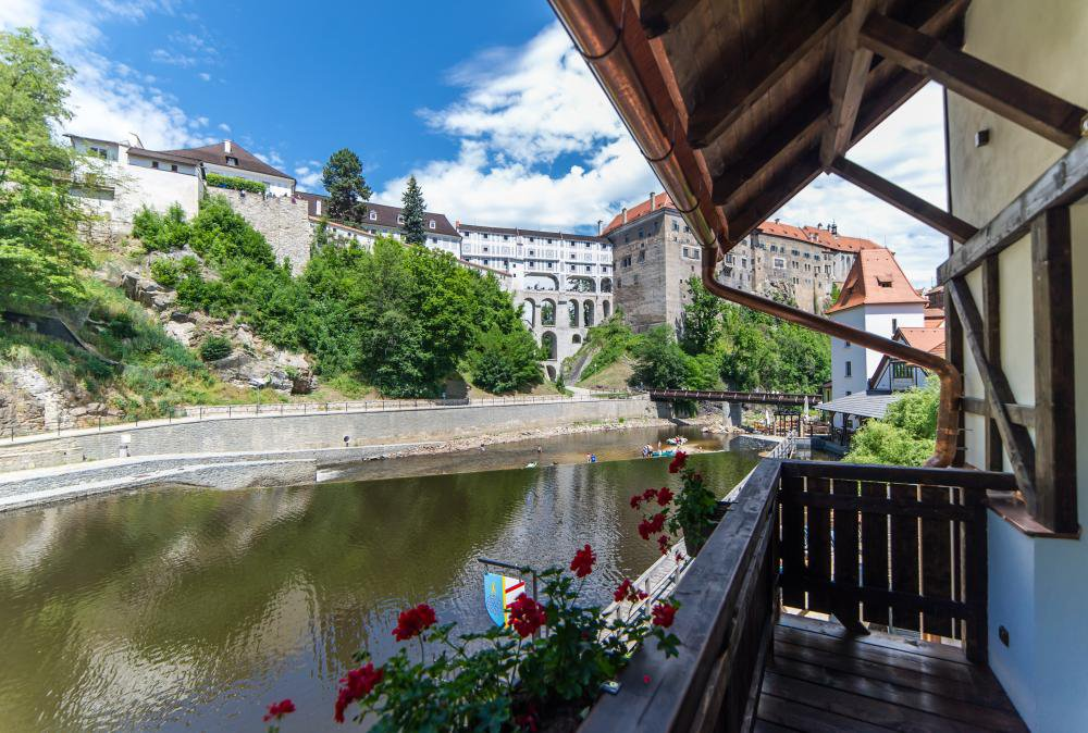 CASTLE BRIDGE, Český Krumlov
