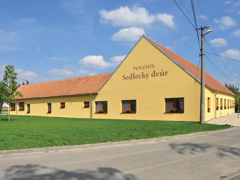 Penzion Sedlecký dvůr, Sedlec